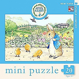Easter Chicks Jigsaw Puzzle - 20 Pieces
