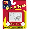 Pocket Etch A Sketch Red