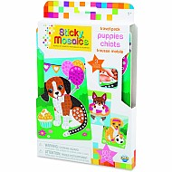 Sticky Mosaics - Travel Pack - Puppies