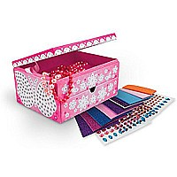 Orb Factory Sticky Mosaics Jewelry Box Kit