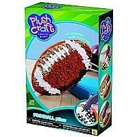 Plush Craft Football Pillow by The Orb Company
