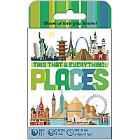 This That Everything: Places