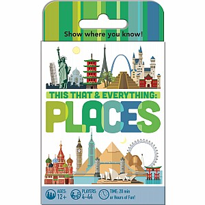 This That & Everything: Places