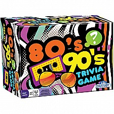 80S 90S Trivia Game