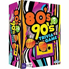 80S 90S Trivia Game Mm