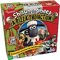 Shaun the Sheep: A Pizza the Action!