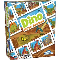 Picture Dominoes: Dino