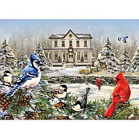 Country House Birds - 1000 pc