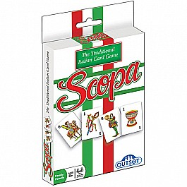 Scopa - Single Deck (Bilingual)