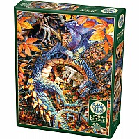Abby's Dragon (1000 pc) Cobble Hill