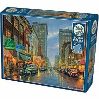 A Grand Night In Steubenville (500 pc) Cobble Hill