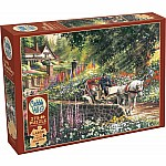 275 pieces Carriage Ride