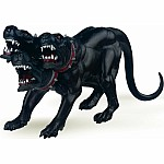 Papo Cerberus Three-Headed Dog Figure