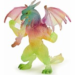 Papo Rainbow Dragon Standing
