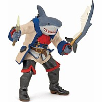 Shark Mutant Pirate