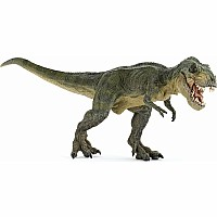 Green Running T-Rex 55027