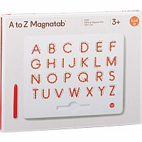 A TO Z UPPER CASE MAGNATAB
