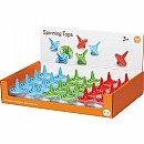 SPINNING TOPS - ASSORTED