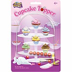 Finger Flickin' - Cupcake Topper