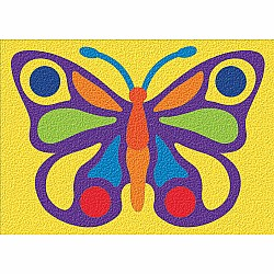 Crepe Rubber Puzzle - Butterfly