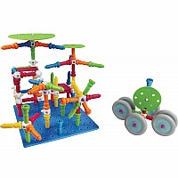 Action - Stackers Big Builder Set