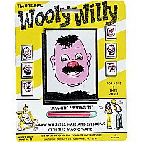 Wooly Willy