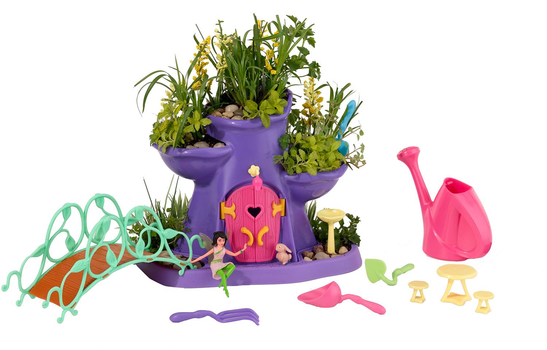 Gnome Garden: My Fairy Garden Tree Hollow Toy