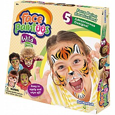 Face Paintoons Wild Pack