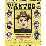 Magnetic Personality - Wanted Poster