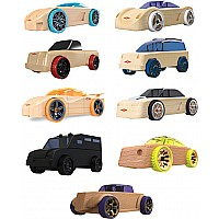 AUTOMOBLOX Mini Singles Assortment wave 1