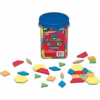Magnetic Foam Pattern Blocks