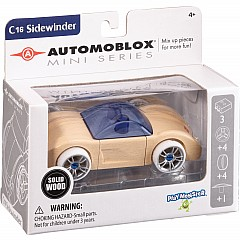 Automoblox Mini C16 Sidewinder Car