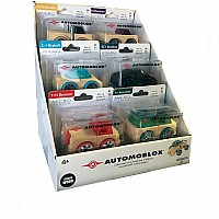 AUTOMOBLOX Micro Singles Assortment with Display WAVE 1