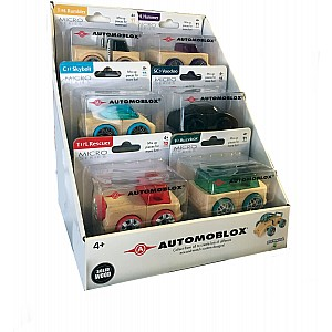 AUTOMOBLOX Micro Single (Assorted Styles)