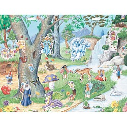 Create-A-Scene Magnetic Set - Fairies
