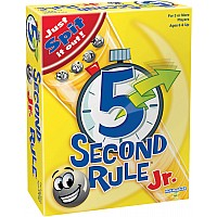 5 Second Rule Jr.