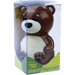 Portable Night-Light - Bear