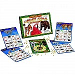 Magnetic Bingo - Alphabet Animals