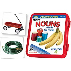 Language Cards - Nouns (Around the Home)