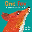 Oo - One Fox/ Kate Read Hc