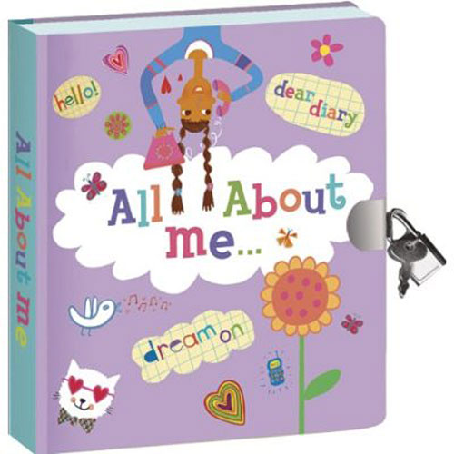 All About Me Diary Stevensons Toys