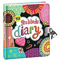 Peaceable Kingdom My Gratitude Lock and Key Diary