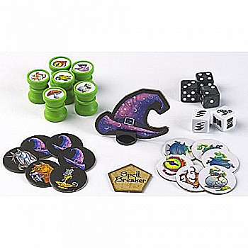 Cauldron Quest Cooperative Game for Kids