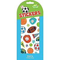 Peaceable Kingdom Sports Sticker Pack
