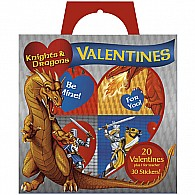 Knights & Dragons Val Fun Pack