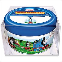 Thomas the Tank Carry Along Cookie Container