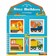 Busy Builders Mini Library