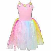 Rainbow Dress Size 5/6