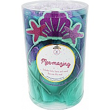 Mer-mazing tutu & headband set-mint