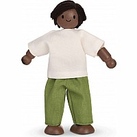 Dollhouse Doll African American Dad
